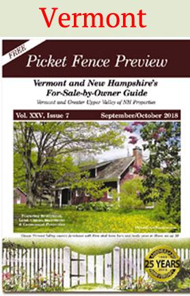 Picket Fence Preview : Vermont & New Hampshire Homes Real